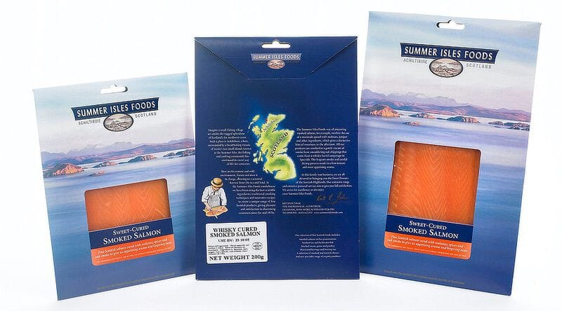 Rich's Kitchen Website Previous Summer Isles Foods Image