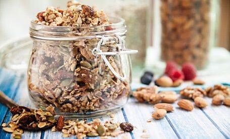 Richs Kitchen Search Questions Granola Image